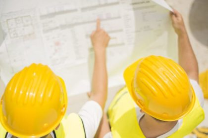 people in hard hats