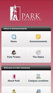 park mobile screenshot
