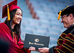 Kansas City Area Graduates May 2018 | Park University